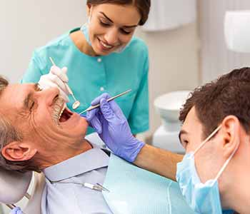 Dentures Dentist Dr. John Aurelia Who in the Lake Orion area is a suitable candidate for dentures?