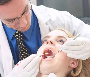 dentist eases TMJ/TMD pain with noninvasive oral appliance therapy