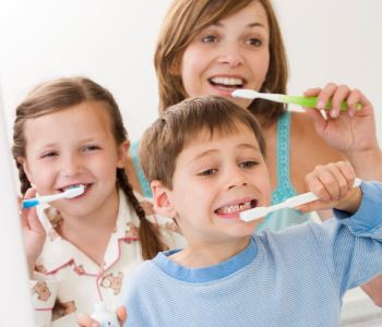 importance of family dentistry say's L. Aurelia, DDS, PLLC. dentist