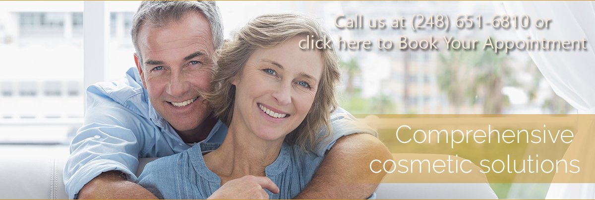 Dentist Rochester Hills - Elderly Couple
